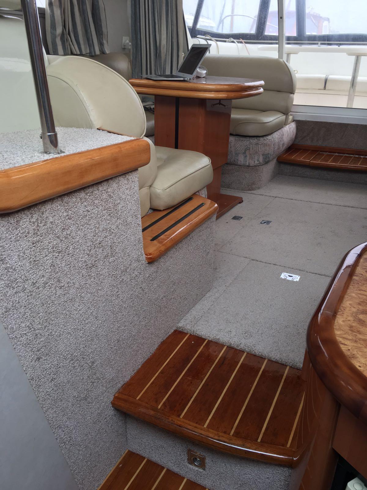 Boat carpets services   Marine boat