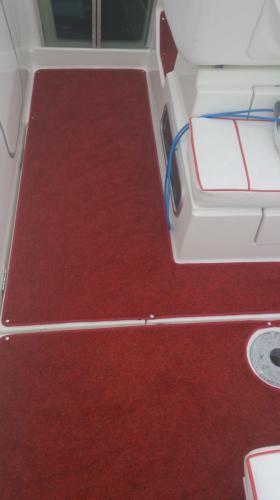 Cockpit Carpet