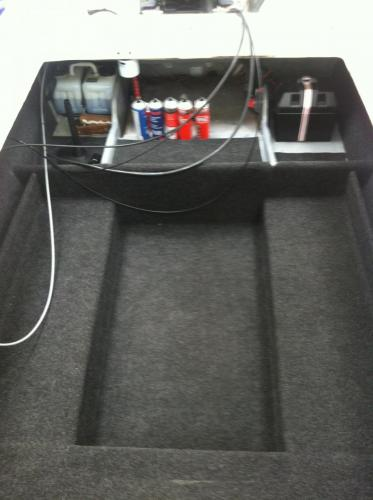 Fully Fitted Boat Carpet